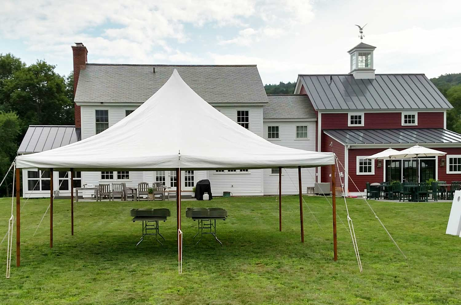 Party rental for business event in Washington County, NY